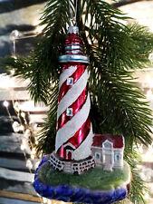 Ohne angebotspaket christbaumschmuck aus glas g nstig kaufen ebay - Christbaumschmuck leuchtturm ...