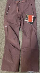 (1) ARC'TERYX Sabre LT Men's Pants Medium Flux $449 Gore-Tex Ski/Snowboard NEW!!