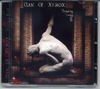 """Clan Of Xymox """"Breaking Point"""" 2006, CD"""