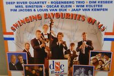 1x CD Gesigneerd - Signed / Dutch Swing College Band 1995 Jubilee Special s0154)