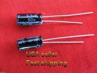 140-XRL250V22-RC Aluminum Electrolytic Capacitors 250V 22uF 20/% Radial 5 PCS