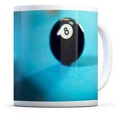Cool Eight Ball - Drinks Mug Cup Kitchen Birthday Office Fun Gift #15911