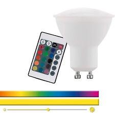 EGLO LED Colours Mit RGB Funktion, 4W GU10, mit Fernbedienung
