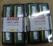 16gb 4x4 A-Tech 4GB PC3-10600 (DDR3-1333) Memory (AT4G1D3D1333ND8N15V)