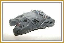 DC Comics _ Batman Begins _ PVC Batmobile / Tumbler _ ** Must See **