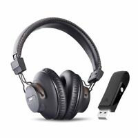 Avantree Wireless Bluetooth PS4 Gaming Headphones USB Audio Transmitter Set