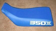 Honda ATC 350X Blue Logo Seat Cover #hcs339c332