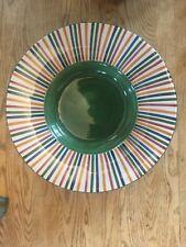 """MIKASA LGA63 Pottery - Centerpiece Platter/Bowl """"Harmony"""""""