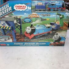 Thomas And Friends Track Master Thomas' Dockside Delivery Play set