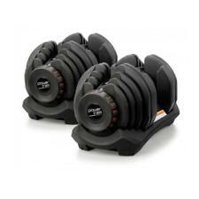 Powertrain DMBBF20402 Adjustable Dumbbells Set, 80 kg