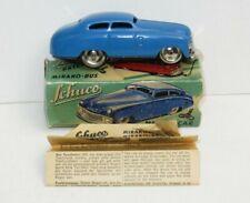 ORIGINAL BLUE 1951 SCHUCO MIRAKOCAR 1001 w/ Box & Instructions