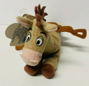 "Disney Pixar Toy Story 2 Bullseye 7"" Plush Applause  NWT"