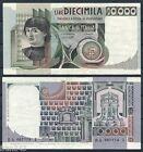 ITALIA ITALY 10000 liras 1976 Pick 106 a Sign Baffi and Stevani MBC+ / VF+