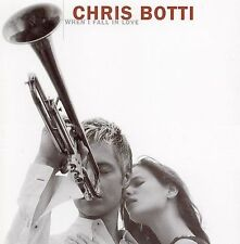 Chris Botti - When I Fall in Love (CD, Columbia) Colaiuta, Bromberg