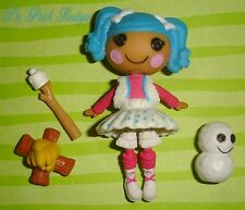 ✿ MINI LALALOOPSY MITTENS FLUFF N STUFF GIRL DOLL SERIES 1 #3 ACCESSORIES LOT ✿