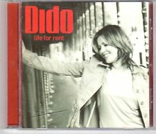 (EF736) Dido, Life For Rent - 2003 CD
