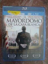 THE BUTLER BLU RAY+DVD AUDIO ENGLISH/ESPAÑOL EL MAYORDOMO DE LA CASA BLANCA