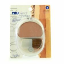 CoverGirl Trublend Mineral Pressed Mineral Foundation Natural Beige Compact New