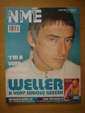 NME 2000 APR 15 PAUL WELLER MOGWAI OASIS KURT NIRVANA