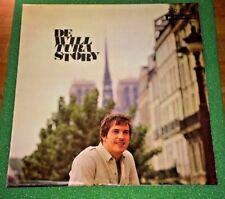 DE WILL TURA STORY PALETTE HOLLAND 3311 (1968) 4 PAGES SHEET EX/EX VINYL LP