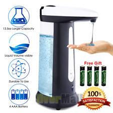 Automatic Soap Dispenser Kitchen Touchless Handsfree IR Sensor Soap Dispenser