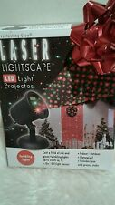 New Electric Laser Light with Green & Red Flashing Lights & Photo Cell