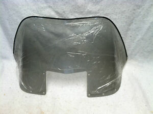 ARCTIC CAT 1979-80 LYNX OEM WINDSHIELD PART NUMBER 0116-966 NEW OLD STOCK ITEM
