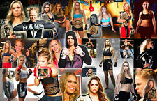 Ronda Rousey (UFC) Collage Poster