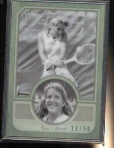 2019 Topps Transcendent Tennis Tracy Austin /50