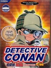 Detective Conan _ Episode 1~96 _ English Sub  _ Anime DVD _ Region All