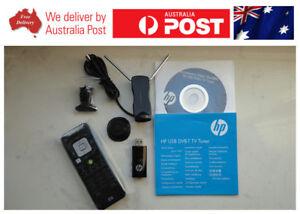HP AVerMedia AVerTV Volar HD Digital TV Tuner USB Capture DVB-T Remote ANTENNA