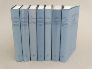 Hans Wollschläger Schriften - Essays Literaturkritik Arno Schmidt 7 Bde. - 2010