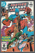 JUSTICE LEAGUE of AMERICA #216 Rare DOUBLE COVER Batman Green Arrow Black Canary