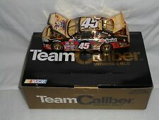 Kyle Petty #45 Sprint 2001 Dodge R/T TCOS GOLD 1/24th Nascar Diecast Collectible