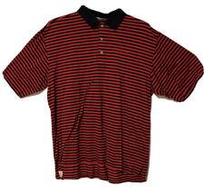 Peter Millar Golf Shirt Sea Island Logo Adult Large