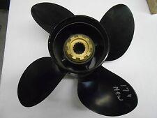 """Solas 1413-128-17 Propelle Mercury Mariner 4 Blade right rotation 15 spline 17"""""""