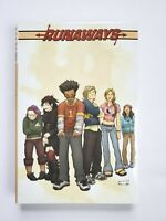 Marvel Runaways Deluxe Hardcover Vol 1 TPB Brian Vaughn OHC 2006