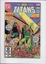 DC Comics  3 Book Lot     New Teen Titans #18,19,20