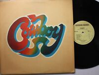 Rock Promo Lp Cowboy Self Titled On Capircorn (Promo)