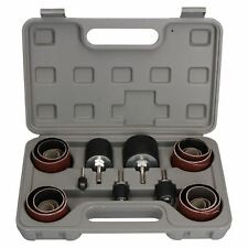 Drum Sanding Kit Sander Sleeves Set With Drums for Power Drills 80 Grit 25pc
