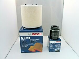 Audi A1 1.2 TFSI Service Kit Oil Air Filter 2010 Onwards BOSCH