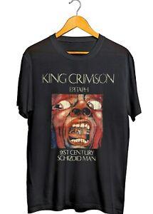King Crimson Epitaph Vintage 90s Design T-shirt