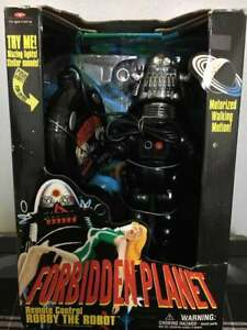 Trendmasters Forbidden Planet - Robby the Robot - Remote Control - New in Box