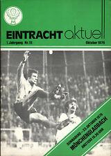 BL 76/77 Eintracht Braunschweig - Borussia Mönchengladbach, 23.10.1976