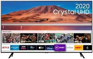 "Samsung UE43TU7100 43"" Inch TV Smart 4K Ultra HD LED Freeview HD 2 HDMI"
