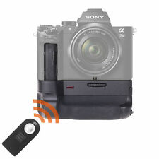 Vertical Battery Grip Holder for Sony Alpha A7II A7RII A7M2 Camera as VG-C2EM