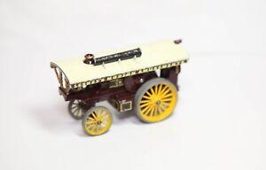 Matchbox Models Of Yesteryear No 9 Fowler Showmans Engine - Vintage Original
