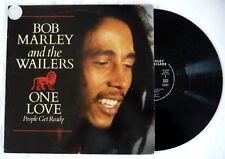 "MAXI LP 45 / BOB MARLEY AND THE WAILERS ""ONE LOVE"" / ISLAND 1984"