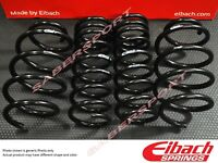 Eibach Pro-Kit Lower Springs for 2017-2018 Audi A4 Sedan FWD & S5 Coupe