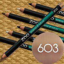 Zao Make-up 603 NUDE-BEIGE Stift Eyeliner Augenbrauen Naturkosmetik bio fair